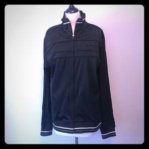 Ben Sherman Black Track Jacket